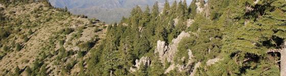 Gite Azilane  stunning Riffian mountains