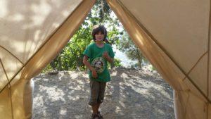 Finley back in camp